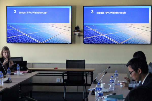 E3 Provides Expert Assistance on Renewable Energy in Mongolia