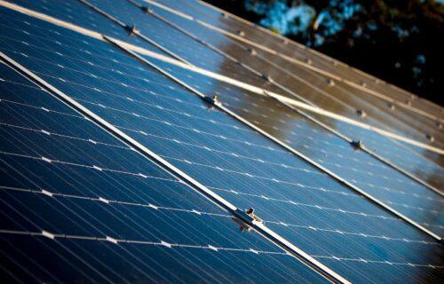 Customer Sited Solar Panels